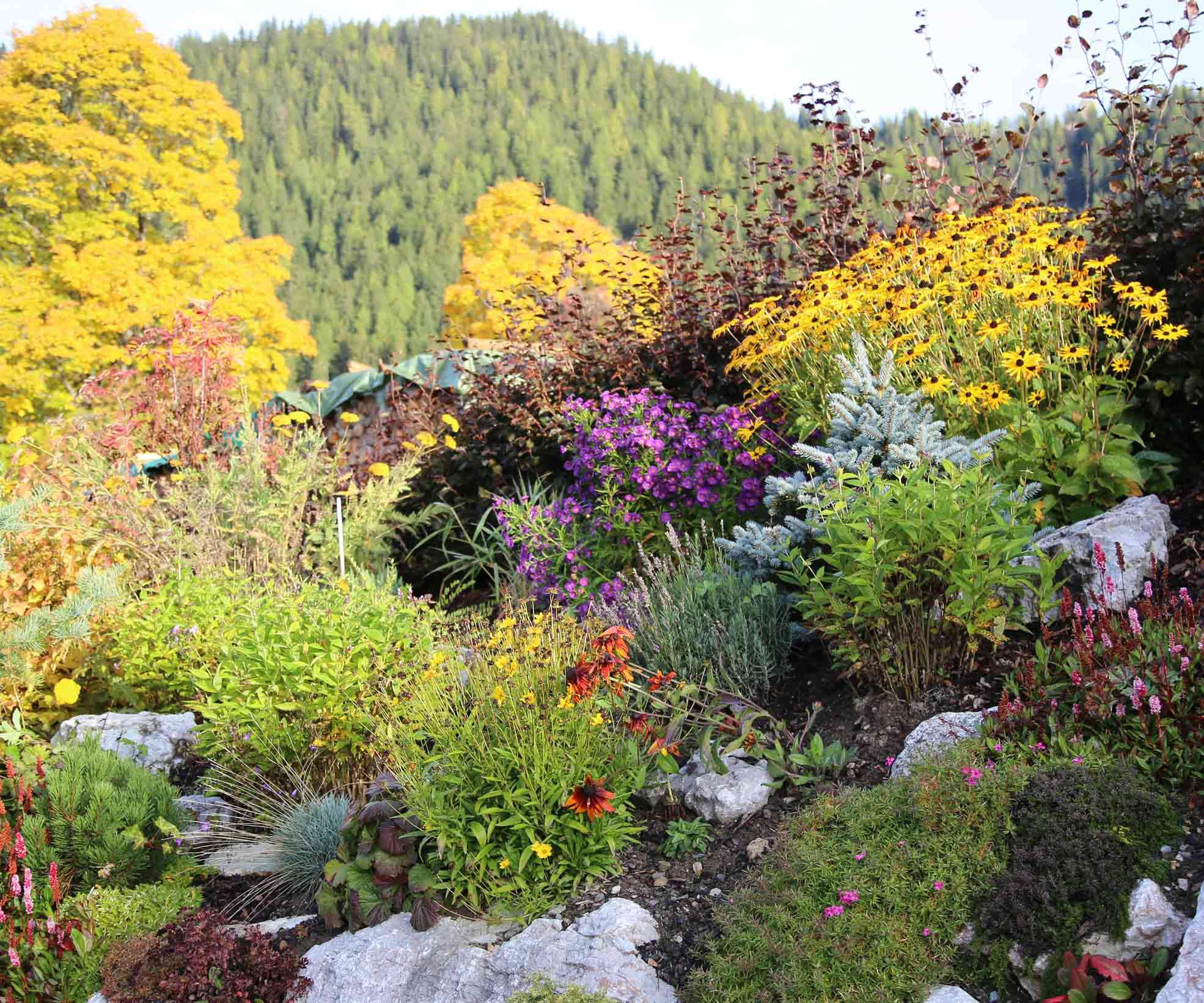 Alpengarten